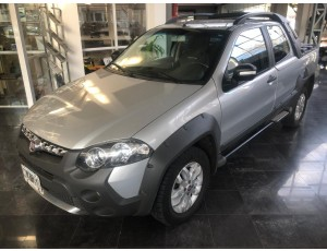 FIAT STRADA ADVENTURE DOBLE CABINA 2013